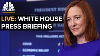 WATCH LIVE: White House press briefing — 1/21/2021