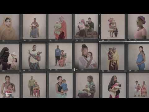Utställningen #childmothers