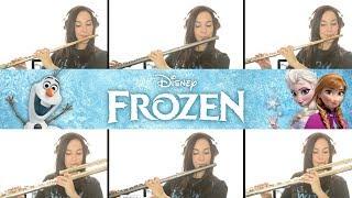Frozen: Let It Go - Flute Cover