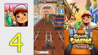 Subway Surfers - Gameplay Walkthrough Part 4 | Android Gameplay