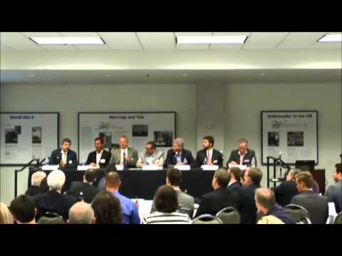 Single Family Investment Roundtable at Chapman University: Are Happy Days Here Again?  Jan '14