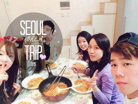 Seoul Winter Trip 2015 ♥ (PART 1)