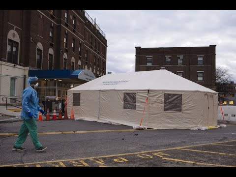 Cuomo Orders New York Hospitals to Find More Beds