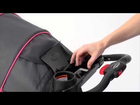 Baby Trend Crosstown Stroller - Daisy