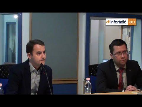 Párbeszéd a gazdaságról - Baksay Gergely és Weinhardt Attila az InfoRádióban
