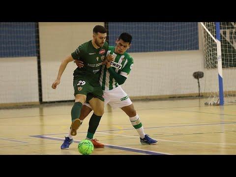 Real Betis Futsal - Córdoba Patrimonio Jornada 1 Temp 20-21