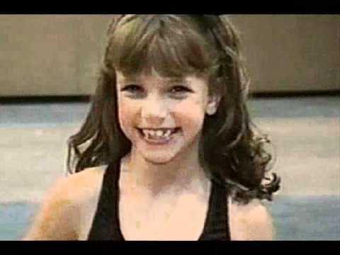 Britney Spears as a child (Rare pics)