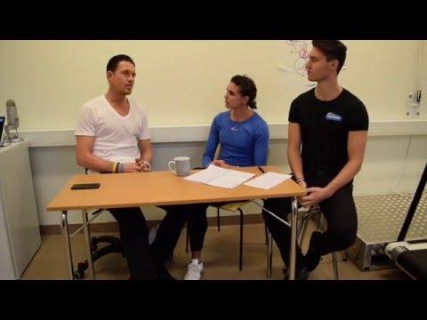 Jonas Colting pratar kost & träning