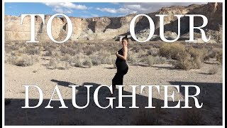KYLIE JENNER To Our Daughter OFFICIAL ANNOUNCMENT VIDEO | REACTION