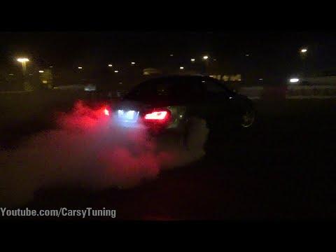 "BMW 135i + Estacionamiento Vacio + Rorrojacob = Will it Drift"""