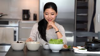 Single Woman Picks A Date Based On Their Korean Cooking