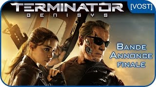 Terminator genisys :  bande-annonce finale VOST