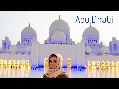 ABU DHABI: Yas Viceroy | Sheikh Zayed Mosque | Ferrari World