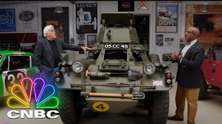 ASSESS & CARESS WITH DONALD OSBORNE | OFF-ROAD ADVENTURES EDITION | Jay Leno's Garage