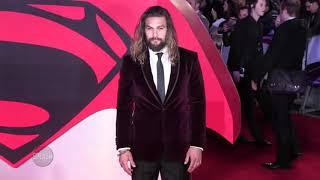 Jason Momoa hasn't seen Aquaman | Daily Celebrity News | Splash TV