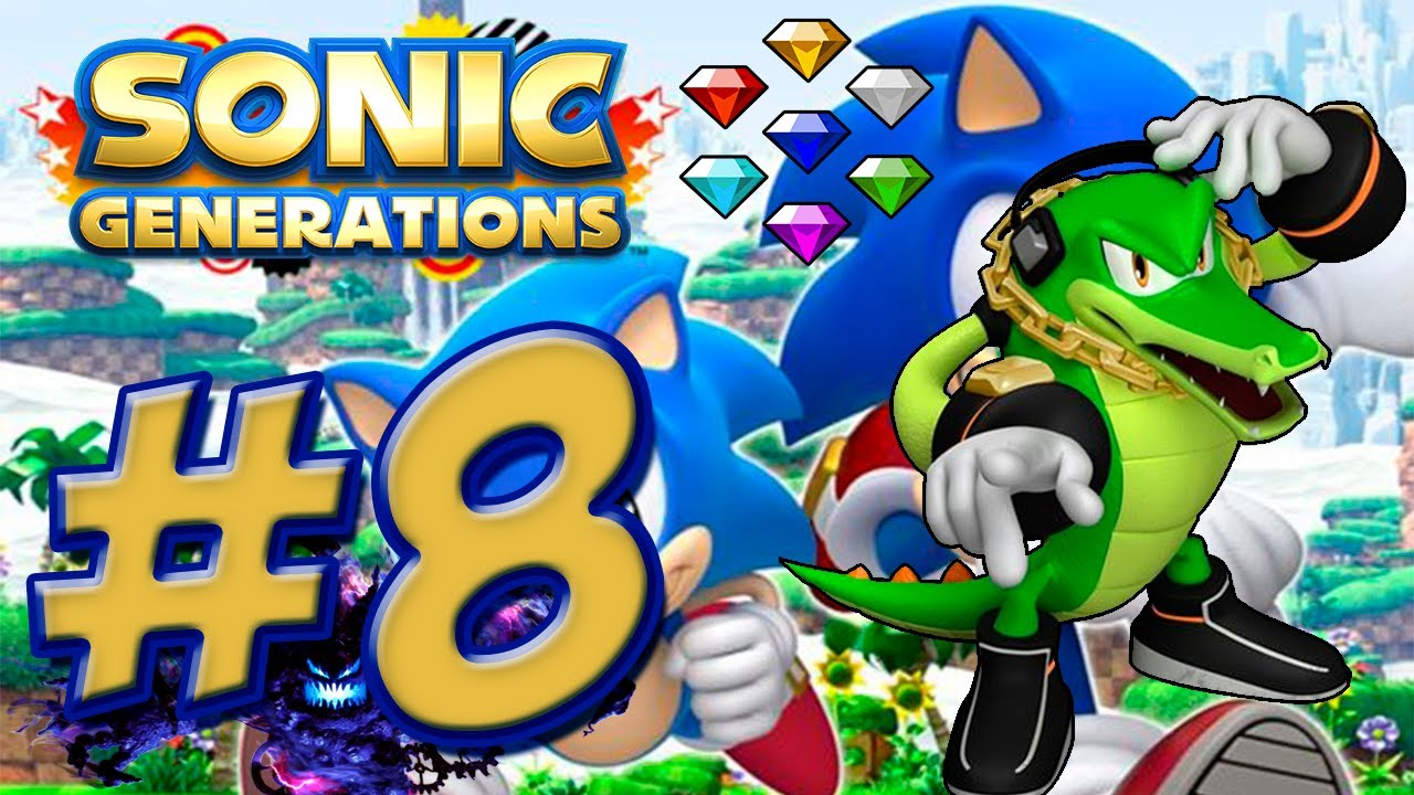 Sonic Generations Mod - 2 Dreamcast SA Sonics - YouTube  |Sonic Generations 2 Player Mode