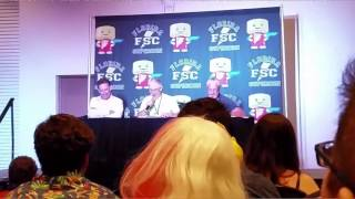 Rocko's Modern Life Reunion Panel at Florida SuperCon 2015