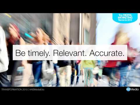 Top Digital Marketing Trends of 2015 [Webcast]
