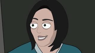 I Saw My Mom's Doppelganger   Animated Horror Story