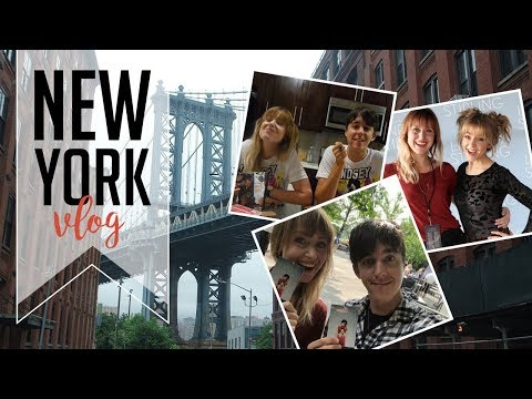 New York City + Lindsey Stirling VIP experience | VLOG