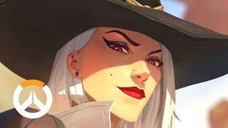 Overwatch - Ashe: le origini