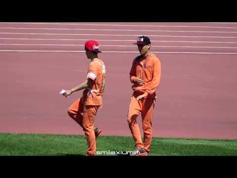 130903 카이의 댄스강습 - 백현편 (Feat.세훈)