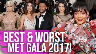 Best & Worst Dressed Met Gala 2017 (Dirty Laundry)