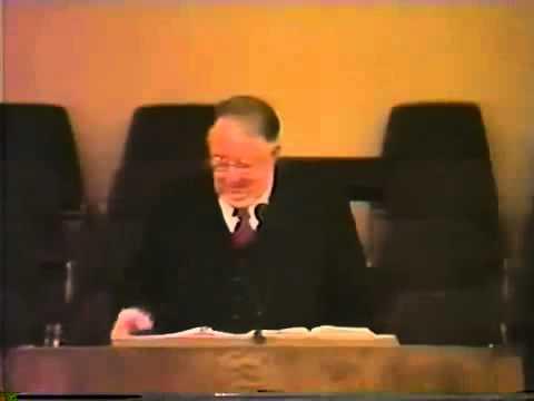 Evidence of Eternal Life Part 5 Abiding In Christ by Paris Reidhead
