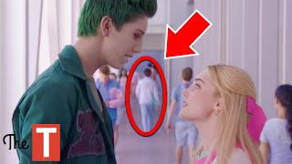 10 Dark Secrets In Zombies Disney Doesn't Want You To Know