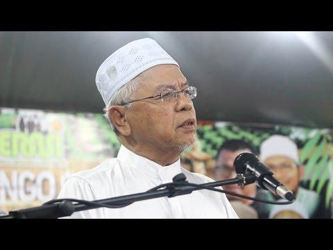 Ceramah: Dato' Sarchu Syawal