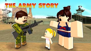 THE ARMY STORY IN ROBLOX, 2 episode