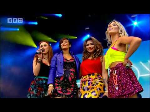 Baixar The Saturdays - What About Us at Radio 1's Big Weekend