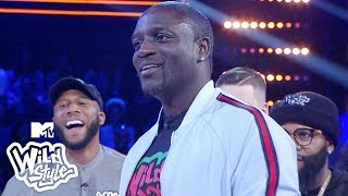 Akon Puts Nick Cannon's Lights Out 🚨😱| Wild 'N Out | #Wildstyle
