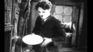 THE GOLD RUSH with Charlie Chaplin, Score by William Perry