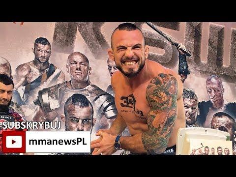 KSW 39: Borys Mańkowski spodziewa się najlepszego Mameda w historii