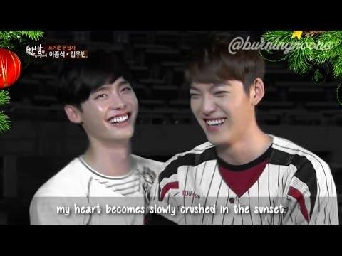[Woobin/Jongsuk] 김우빈 이종석 Real-Life Bromance! - Par