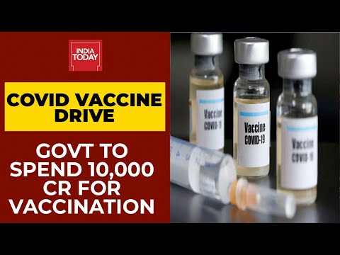 Centre to spend Rs 10,000 crore to vaccinate 30 crore Indians in first phase