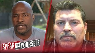 Mark Schlereth explains the difficulties of hosting isolated NFL games | NFL | SPEAK FOR YOURSELF