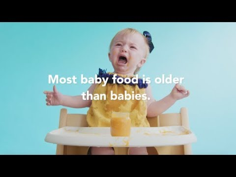 Baby Food Older Than Your Baby?