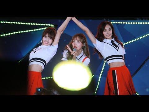 170915 롯데 패밀리 콘서트 - TWICE KNOCK KNOCK 나연 [DC SY GALL]