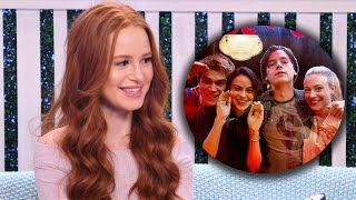 Riverdale's Madelaine Petsch Plays Superlative Game with Characters