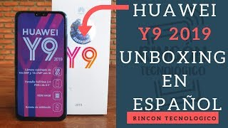 Video Huawei Y9 2019 4xMNu9071i8