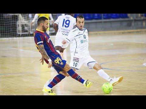Barça - O Parrulo Ferrol Jornada 11 Temp 20-21