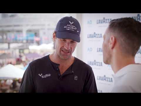 Coffee With a Legend - Australian Open 2019: Carlos Moya (v.2)