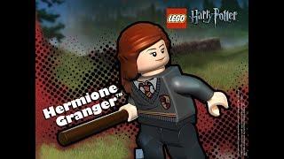 LEGO Harry Potter Years 1-4 [EXTRA] Hermione Limpando a Sujeira do Pátio