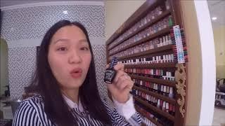 Cuộc Sống Mỹ Vlog 151 ll Giới Thiệu Tiệm Làm Móng Tay ( Nails ) Ở Mỹ Của Chú Mình