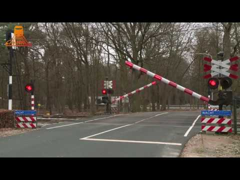 DUTCH RAILROAD CROSSING - Hulshorst - Hierderweg photo