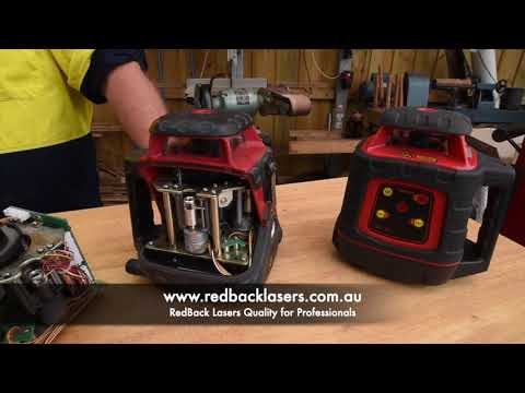 RedBack Lasers for Professionals