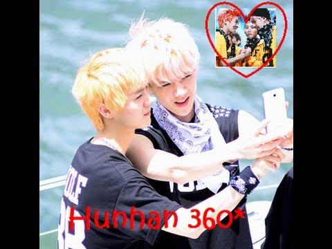 [OPV] Hunhan most romantic moments