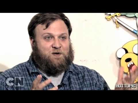 Interview: Adventure Time Creator Pendleton Ward - YouTube